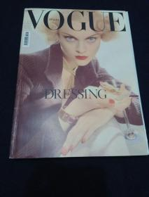 Vogue Italia 2008年9月 缺一页广告