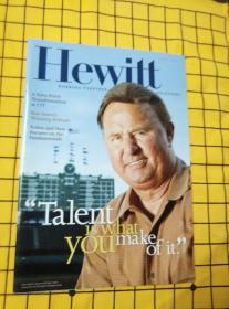 HEWITT:VOLUME 9 / ISSUE 2(英文原版)