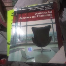 Statistics for Business & Economics 12e