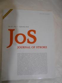 JOS journal of stroke vol.20 no. 2018-3 英文原版