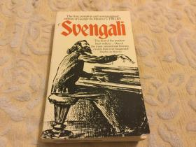 Svengali: THE FIRST COMPLETE AND UNEXPURGATED EDITION OF GEORGE DU MAURIERS TRILBY斯文加利:乔治·杜·莫里尔三部曲之第一部(足本),1983第一版插图本,稀少,孔网唯一