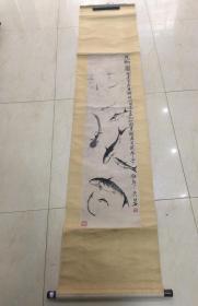 """齐白石,近现代中国绘画大师,世界文化名人,与黄宾虹被称为""""南黄北齐"""""""