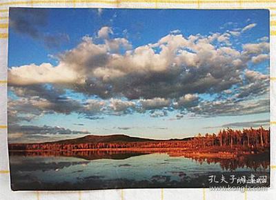 明信片:陈宇摄影作品2张
