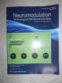 Neuromodulation technology at the neural interface 2018-05 英文原版 vol 21