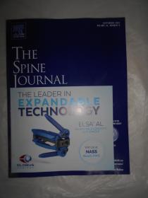 The spine journal vol 18 No.2018-09 英文原版