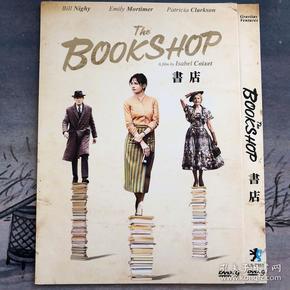 书店(2017)德国/英国/西班牙 伊莎贝尔.科塞特导演 LS-7853 DVD-9