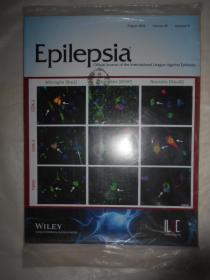 Epilepsia 2018-08 vol 59 英文原版