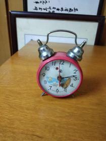 小鸡闹钟机械闹钟