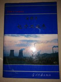 安徽省电力工业志