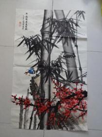 关兆卿,1939年4月生于河南省襄城县。从师著名画家陈大章,中国书法美术艺术家创作中心荣誉教授,北京海峡两岸书画家联谊会高级画师,北京神州书画研究会理事。北京美术家协会会员。作品保真