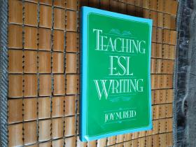 TEACHING ESL WRITING(ESL写作教学)