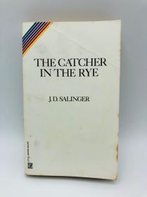 The Catcher in the Rye 英文原版《麦田里的守望者》