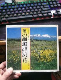 奥の细道の花(精装)日文原版