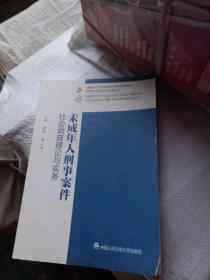 少年司法社会工作理论与实务研究系列丛书(1):未成年人刑事案件社会调查理论与实务