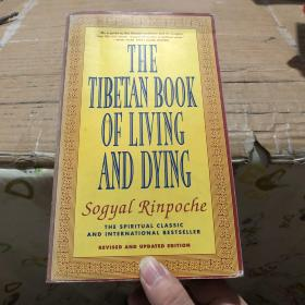 The Tibetan Book of Living and Dying:The Spiritual Classic & International Bestseller