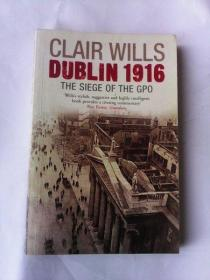 Dublin 1916: The Siege of the GPO     英文原版   内有图片