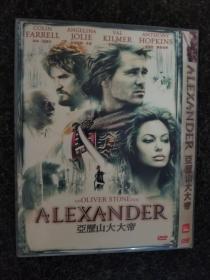 古希腊系列:亚历山大大帝Alexander 2004美国科林·法瑞尔