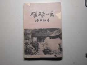 碌碌一生(国民党起义将军、全国政协委员 汤祖坛回忆录)