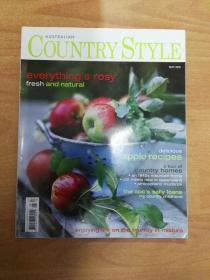 Australian Country Style (MAY 2002)(英文版杂志 大16开本)