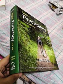Myers' Psychology for the AP David G MYyers【精装】