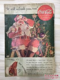 the national geographic magazine 1935.12美国国家地理杂志