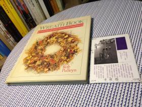 英文原版 the Wreath book 花环书 【存于溪木素年书店】