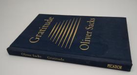 Gratitude Hardcover  2001 by Oliver Sacks  (Author)