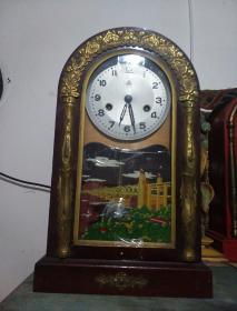 文革时期南京长江大桥钟