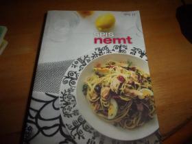SpiS nemt--外文原版菜谱