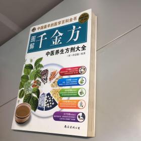 图解千金方:中国医学养生方剂大全(超值白金版)