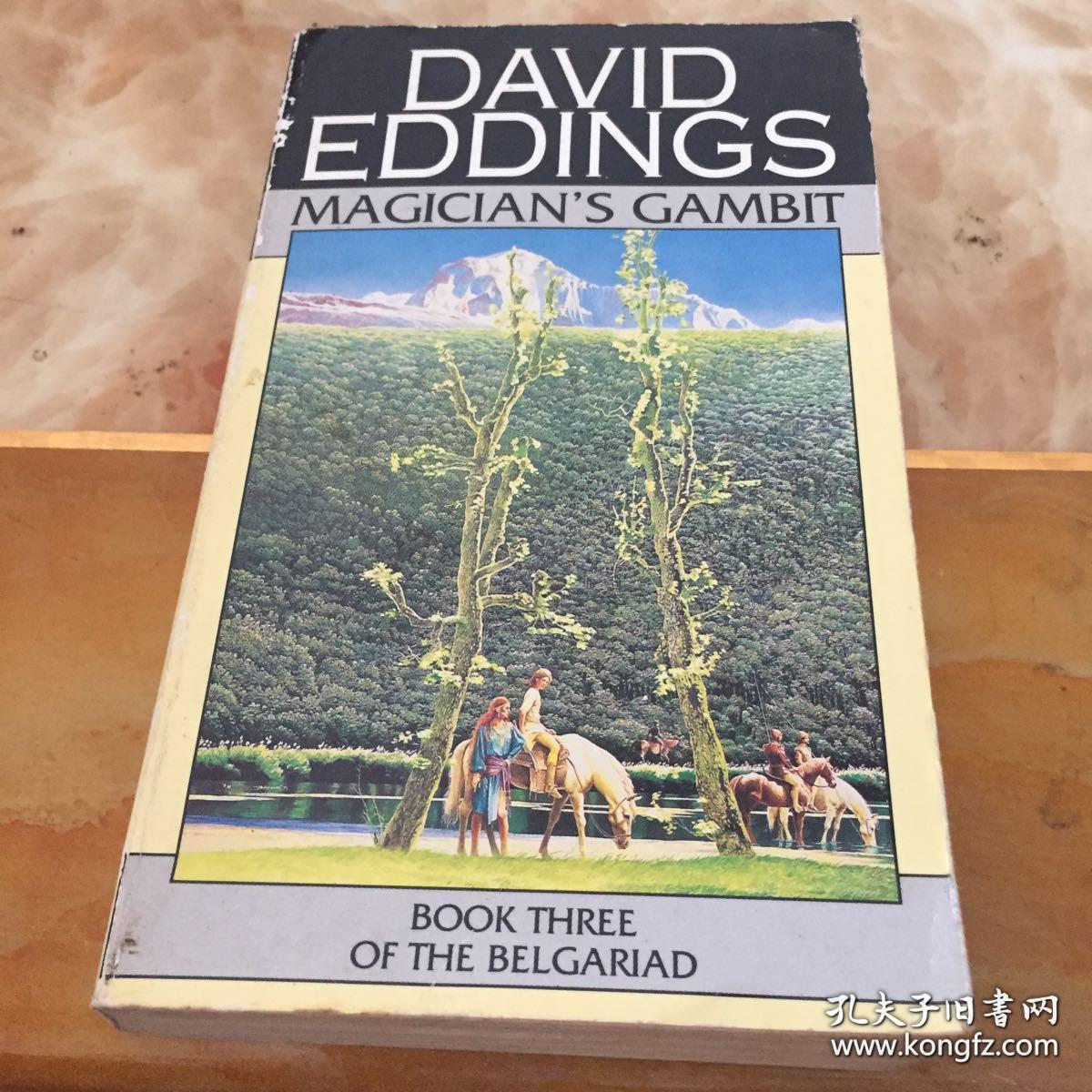 David Eddings  Magician\s Gambit