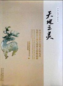 【全新正版】天地之灵/中华文明之旅系列