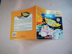 The Magic School Bus Sees Stars: A Book about Stars【实物拍图】英文版