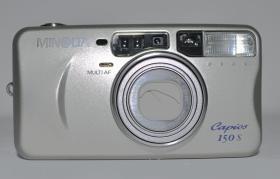 MINOLTA(美能达)Capios 150s 35mm胶片相机