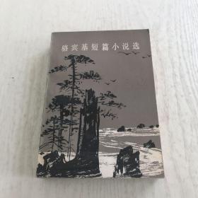 骆宾基短篇小说选