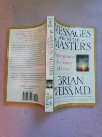 Messages from the Masters: Tapping into the Power of Love【实物拍图】