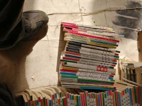 诗探索1994-1999年全2001年3,4期合辑    21本合售