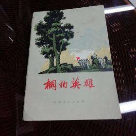 桐柏英雄《文革时期经典红色小说》