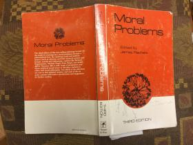 Moral Problems: A Collection of Philosophical Essays道德问题:哲学论文集,1979第三版,稀少,孔网唯一