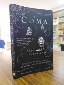 ALEX GARLADND:THE COMA(亚历克斯·加拉德:昏迷)