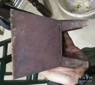 几十年的铁香炉