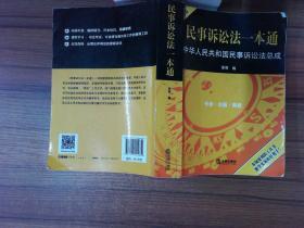 民事诉讼法一本通:中华人民共和国民事诉讼法总成(白金版)-.-.-.
