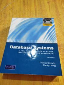 Database Systems  A PRACTICAL APPROACH TO DESIGN, IMPLEMENTATION,AND MANAGEMENT