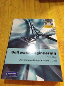 Software Engineering  Fourth Edition  Shari Lawrence Pfleeger·Joanne M.Atlee国际版 软件工程 第四版