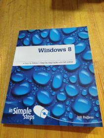 Windows 8 In Simple Steps (英语) 平装 – 2012年12月14日