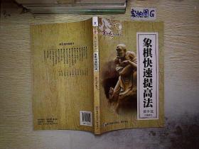 黄少龙经典藏书:象棋快速提高法