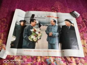 毛泽东周恩来刘少奇朱德在一起