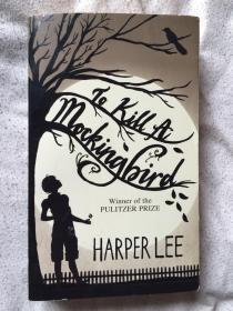 To Kill a Mockingbird 杀死一只知更鸟 英文原版
