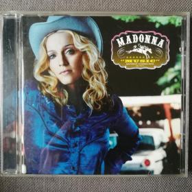 Music-艺人:Madonna-麦当娜 / 玛丹娜-欧美正版CD