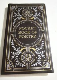 原版英文口袋诗集 Pocket Book of Poetry